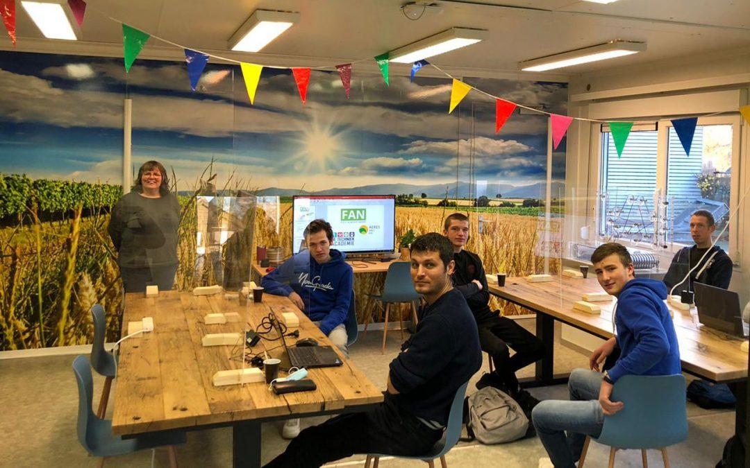 Tweede 'Food Operator' klas van start!