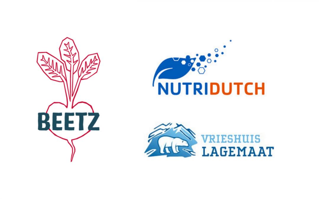 Beetz, Vrieshuis Lagemaat en NutriDutch bij de FAN